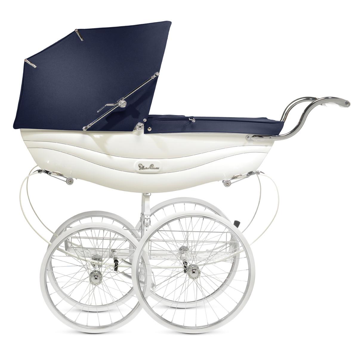 Эксклюзивная детская коляска Silver Cross Balmoral
