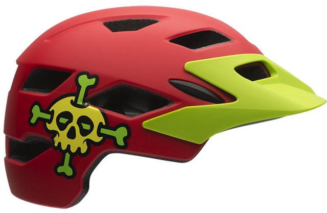 Велошлемы для детей и подростков