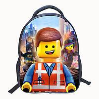 Школьный Ранец Эммет Lego для мальчика