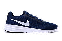 """Кроссовки Nike SB Paul Rodriguez 9 """"Blue White"""" - """"Синие Белые"""" (Копия ААА+), фото 1"""