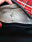 Черная женский сумка - клатч, фото 6