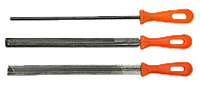 Набор напильников по металлу (3шт.) TECHNICS