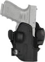 Кобура Front Line KNGxxSR с замком для Glock 17/22/31. Материал - Kydex