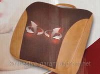Массажная подушка с инфракрасным прогревом