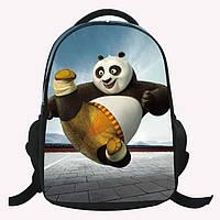 Рюкзак для школьника Панда Кунг Фу