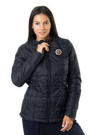 Куртка женская со значком , фото 2