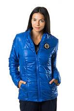 Куртка женская со значком , фото 3