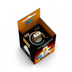 LED лампа VIDEX MR16 5W GU5.3 4100K 220V, фото 2