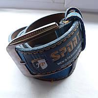 Ремень мужской Джинсовый 40мм купить оптом в Одессе недорого модные 7км