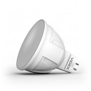LED лампа VIDEX MR16 3W GU5.3 4100K 220V, фото 2