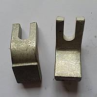 Контакты контактора КПД-114 (КПП-114, ТКПД-114) подвижный - неподвижный