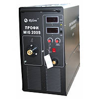 Полуавтомат сварочный ПРОФИ MIG 200 S (однокорпусной, 2-х роликовый, 220 В)