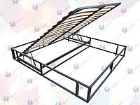 Каркас кровати 2000х2000 мм с подъемным механизмом(с фиксатором) и основанием