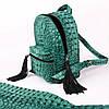 Крокодиловый рюкзак