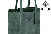 Женская сумка -шоппер ручной работы