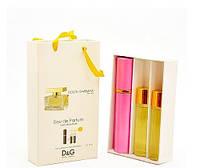 Женский мини парфюм Dolce&Gabbana The One Women (Дольче Габбана зе Ван) 3*15мл