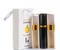 Женский мини парфюм Chanel Chance (Шанель Шанс) 3*15мл