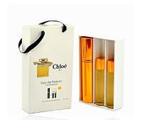 Женский мини парфюм Chloe Eau De Parfum (Хлое О Де Парфюм) 3*15мл