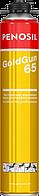 Пена монтажная PENOSIL GoldGun 65 PRO золотой балон