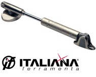Газовый подъемник (амортизатор) / 80N L=164 / Italiana Ferramenta