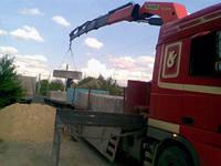 Манипулятор, кран-манипулятор (погрузка, разгрузка, услуги) Харьков и область