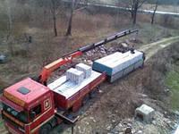 Шифер перевозка, погрузка, разгрузка, транспортировка, Харьков