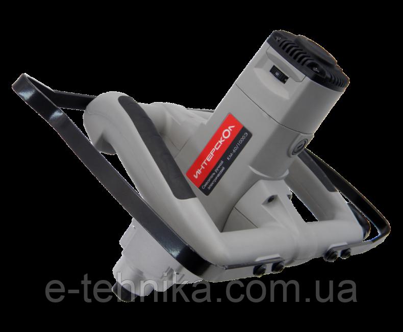 Миксер Интерскол КМ-1000Э