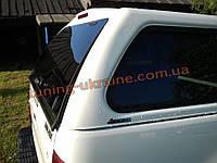 Кунг из ABS пластика для Toyota Hilux  Aeroklas Twin Sheet ABS Canopy (modell Lux) Double Cab-aeroklas
