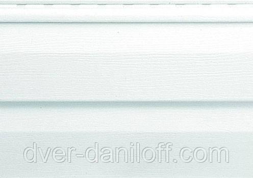 "Сайдинг виниловый Белый 3,66х0,230м (0,8418м. кв). Сайдинг Альта-Профиль Коллекция ""Альта Сайдинг"", Киев"