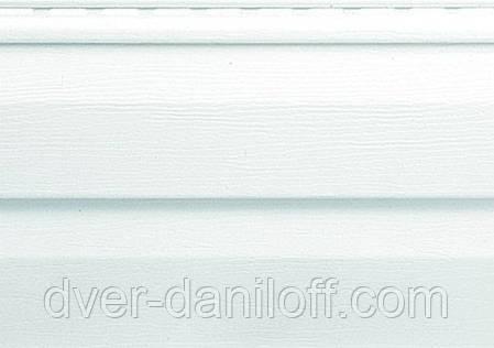 "Сайдинг виниловый Белый 3,66х0,230м (0,8418м. кв). Сайдинг Альта-Профиль Коллекция ""Альта Сайдинг"", Киев, фото 2"