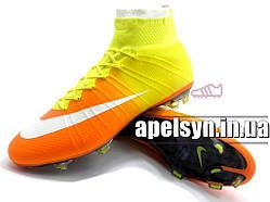 БУТСИ Nike Mercurial Superfly FG (0409)