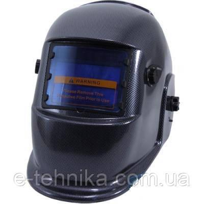 Сварочная маска хамелеон Титан S777 (карбон)