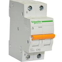 Автоматический выключатель ВА63 1П+Н 63A C Schneider Electric