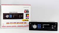 Автомобильная магнитола MP3 6309 ISO, автомагнитола с USB/SD/FM приемником на 4 динамика 2RCA