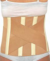 Бандаж поясничного отдела спины ( универсальный) Т 102, р. XS