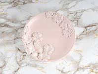 Мыльница Irya - Lisa розовая