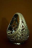 Корзинка №1 серебро