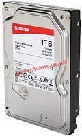 "Жесткий диск Toshiba 1 Tb, SATA 6Gb/ s, 3.5"", 7200rpm, 64Mb (HDWD110UZSVA)"