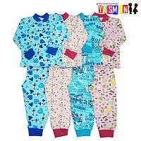 Пижама детская на пуговицах