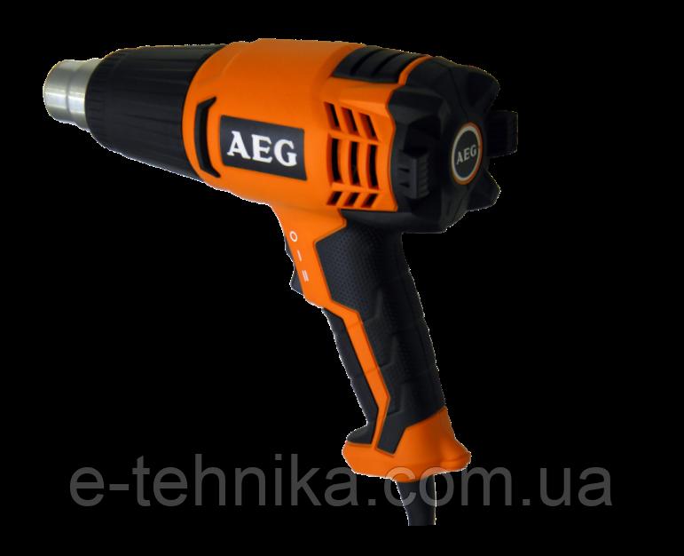 Термопистолет AEG HG 560D