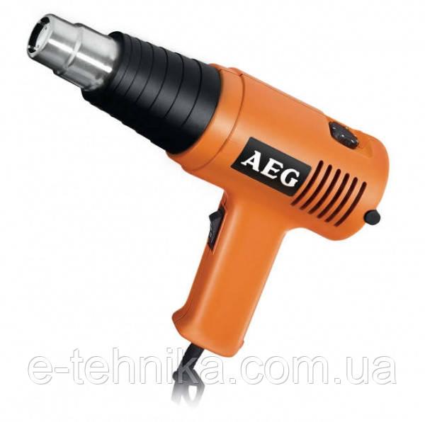 Термопистолет AEG PT 600 EС SET