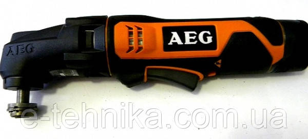 Многофункциональный инструмент AEG OMNI12C LI-152BKIT1
