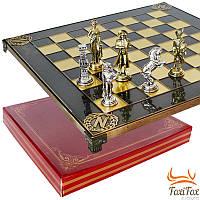 Элитные шахматы ручной работы Наполеон