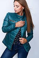 Куртка № 35 р.40-48 зеленый
