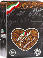 Растворимый кофе Nero Aroma Black стик
