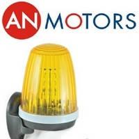 Усовершенствованные сигнальные лампы AN-Motors повысят безопасность эксплуатации ворот!