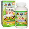 Garden of Life, Витаминный код, для детей, Жевательные мультивитамины из цельных продуктов для детей