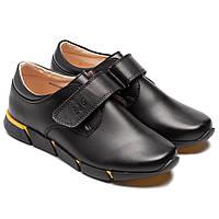 Туфли B&G на липучке, для мальчиков, размер 32-37