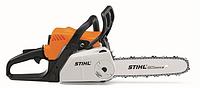 """Бензопила Stihl MS 211 C-BE Современная бензопила мощностью 1,7 кВт с оснащением класса """"комфорт"""""""