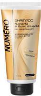 Шампунь питательный для сухих и тусклых волос с маслом карите 300 мл Numero Deep Nutritive Brelil